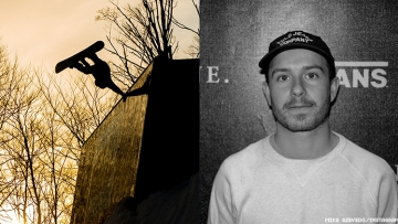Snowboarding filmmaker and photographer Tanner Pendleton reveals he is gay; believed to be first openly lgbtq+ male in the snowboarder industry.
