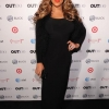Wendy Williams on the red carpet of the Out100 Party