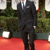 Jeremy Irvine at the 2012 Golden Globe Awards