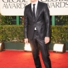Michael Fassbender at the 2012 Golden Globe Awards