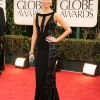 Morena Baccarin at the 2012 Golden Globe Awards