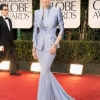 Tilda Swinton at the 2012 Golden Globe Awards