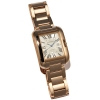 Tank Anglaise Watch in Pink Gold by Cartier