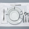 Napkin & Placemat Set in Ivory