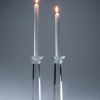 Classic Candlestick in Crystal