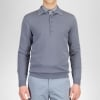 Krim Cashmere Polo Sweater