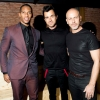 Calvin Klein Collection Celebrates Italo Zucchelli's Fall 2013 Men's Runway Show