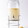 Lemonade Jar With Stand by Crate & Barrel, $59.95