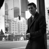 James Marsden on Mr. Porter