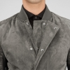 Shadow Cashmere Suede Jacket