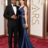 Best-Dressed Couples: Chiwetel Ejiofor & Sari Mercer