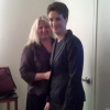 Rachel Maddow, 42, and Susan Mikula, 57