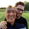 Joe Zee, 47, and Rob Younkers, 37