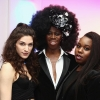 Eve Lindley, Miss J, and Alex Newell