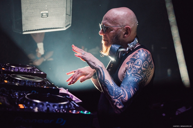 NYC legend Junior Vasquez celebrated his 70th birthday in Brooklyn on Sept. 2. He spun a special edition set for Teksupport, alongside Joseph Capriati and Hex Hector.