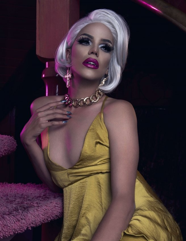 Nicky Doll is the Barbie We Want to Party With