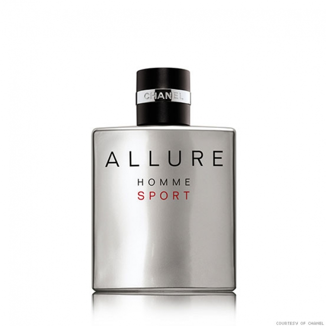 Allure Homme Sport, Chanel