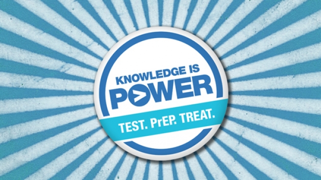 Knowledge is Power with Walgreens + Greater Than AIDS