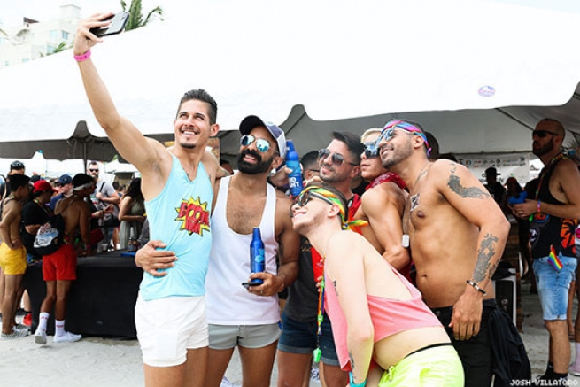 Eight Great Moments From Celebrity Cruises' Pride Celebrations