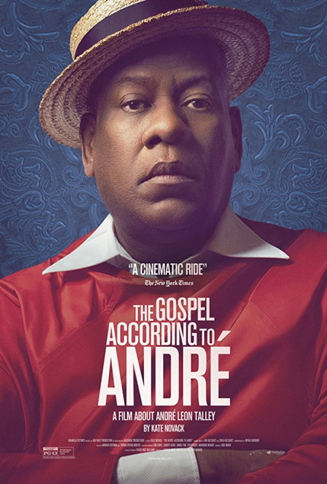 André Leon Talley The Gospel According to André Movie Trailer Fashion Gay