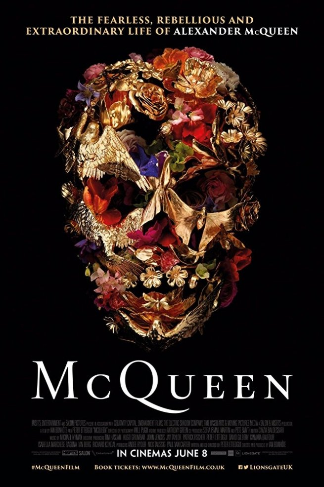 McQueen Documentary Alexander Lee Fashion Gay