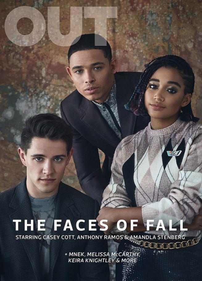 Cover Exclusive: The Faces of Fall