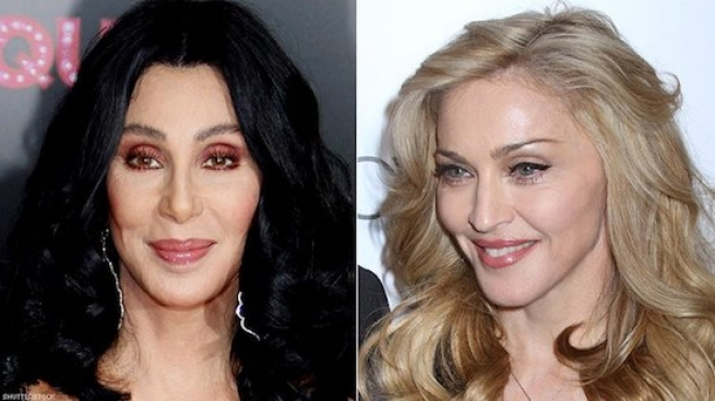 This Cher and Madonna 'Gimme! Gimme! Gimme!' Mashup is the Gay Summer Bop of 2018