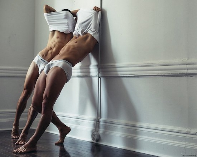 50 Photos Capturing the Shape-Shifting, Mostly Naked, Mostly Male Body
