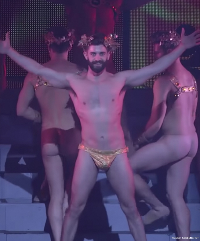 Broadway Bares Highlights 2017
