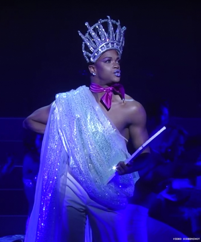 Feminist Studies Roar At Broadway Bares 2017