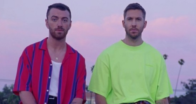 "Sam Smith & Calvin Harris Pay Homage to Ball Culture in ""Promises"" Video"