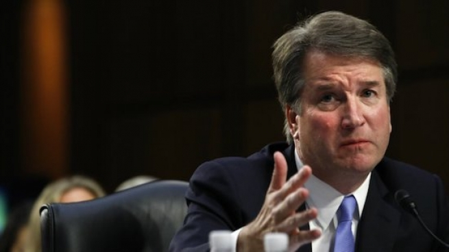 SCOTUS Nom Brett Kavanaugh Won't Give An Opinion On Gay Marriage