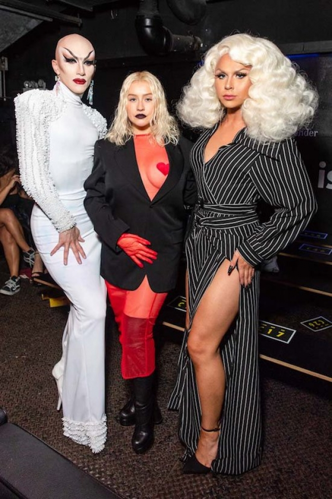 Sasha Velour Throws a NYFW Drag Spectacular for Opening Ceremony