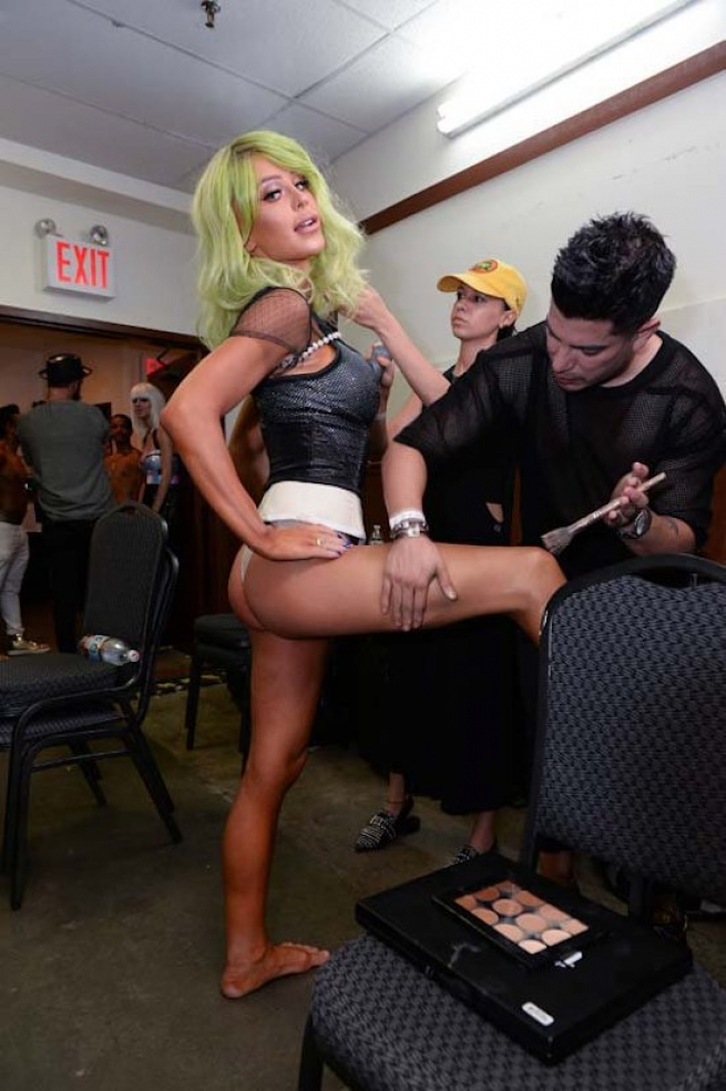 109 Candid Photos From Marco Marco's Show With All Transgender Models