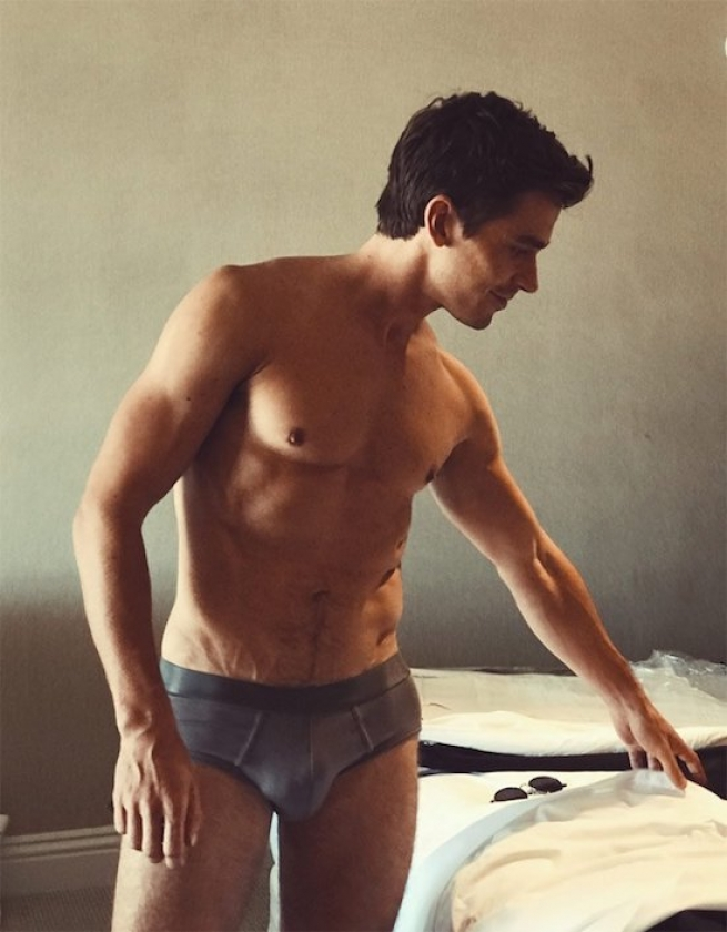 Yes, Antoni Porowski Wore the Perfect Briefs Under His Emmys Tux