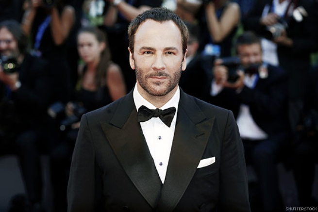 The Designer: Tom Ford