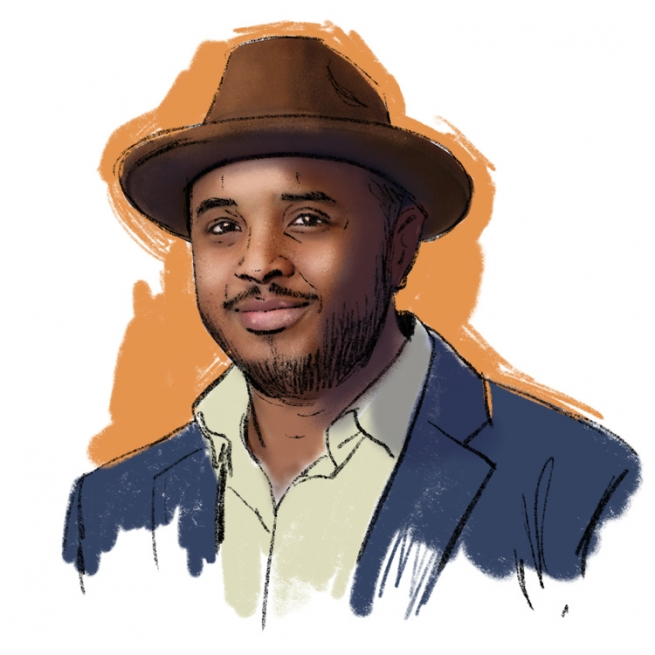 30. Justin Simien