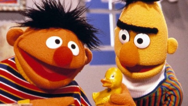 'Sesame Street' Writer Confirms Bert and Ernie's Relationship Status