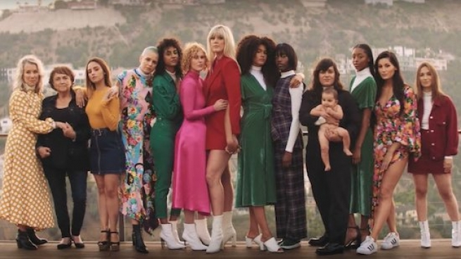 Betty Who Leads All-Female Cast for Cher's 'SOS' Video