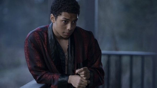 Ambrose in 'The Chilling Adventures of Sabrina'