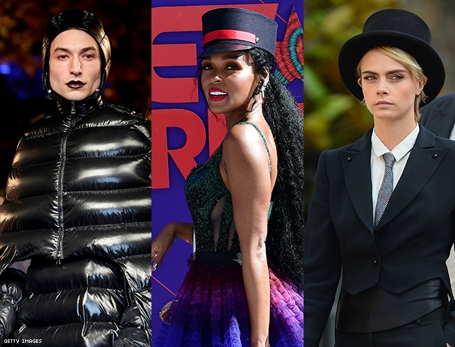 The 15 Most Stylish Queers of 2018