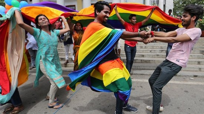 Landmark Ruling: India's Top Court Decriminalizes Gay Sex Acts