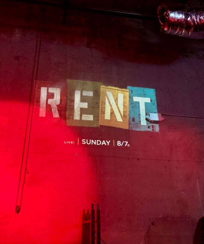 The Rent Live Party