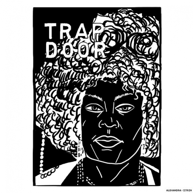 1. Trap Door: Trans Cultural Production and the Politics of Visibility  edited by Tourmaline and Eric A. Stanley
