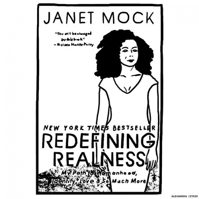 2. Redefining Realness by Janet Mock