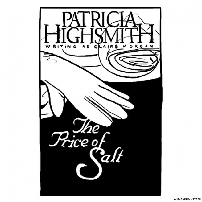 10. The Price of Salt  by Patricia Highsmith