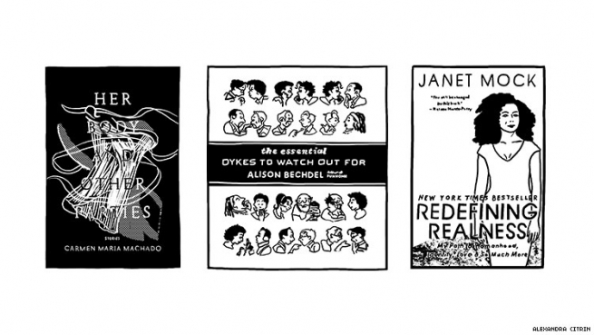 10 Books By and For Queer Femmes That Are Required Reading