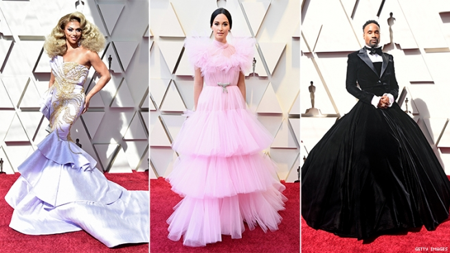 The Best Dressed Looks from the 2019 Oscars Red Carpet