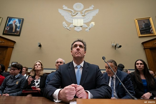 Michael Cohen Reminds Us What Happens When You Listen to a Fuckboy