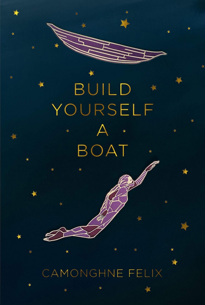 """""""Build Yourself a Boat"""" by Camonghne Felix"""